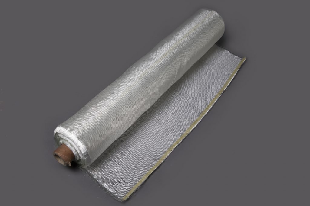 Ceramic fiber cloth