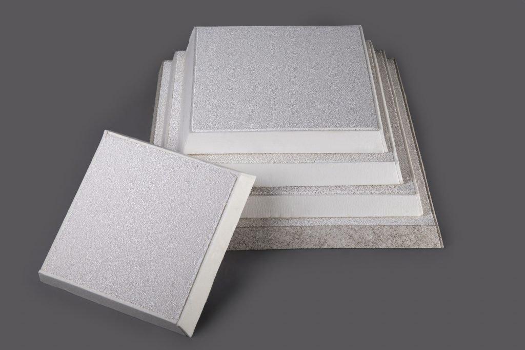 Ceramic foam filter 2
